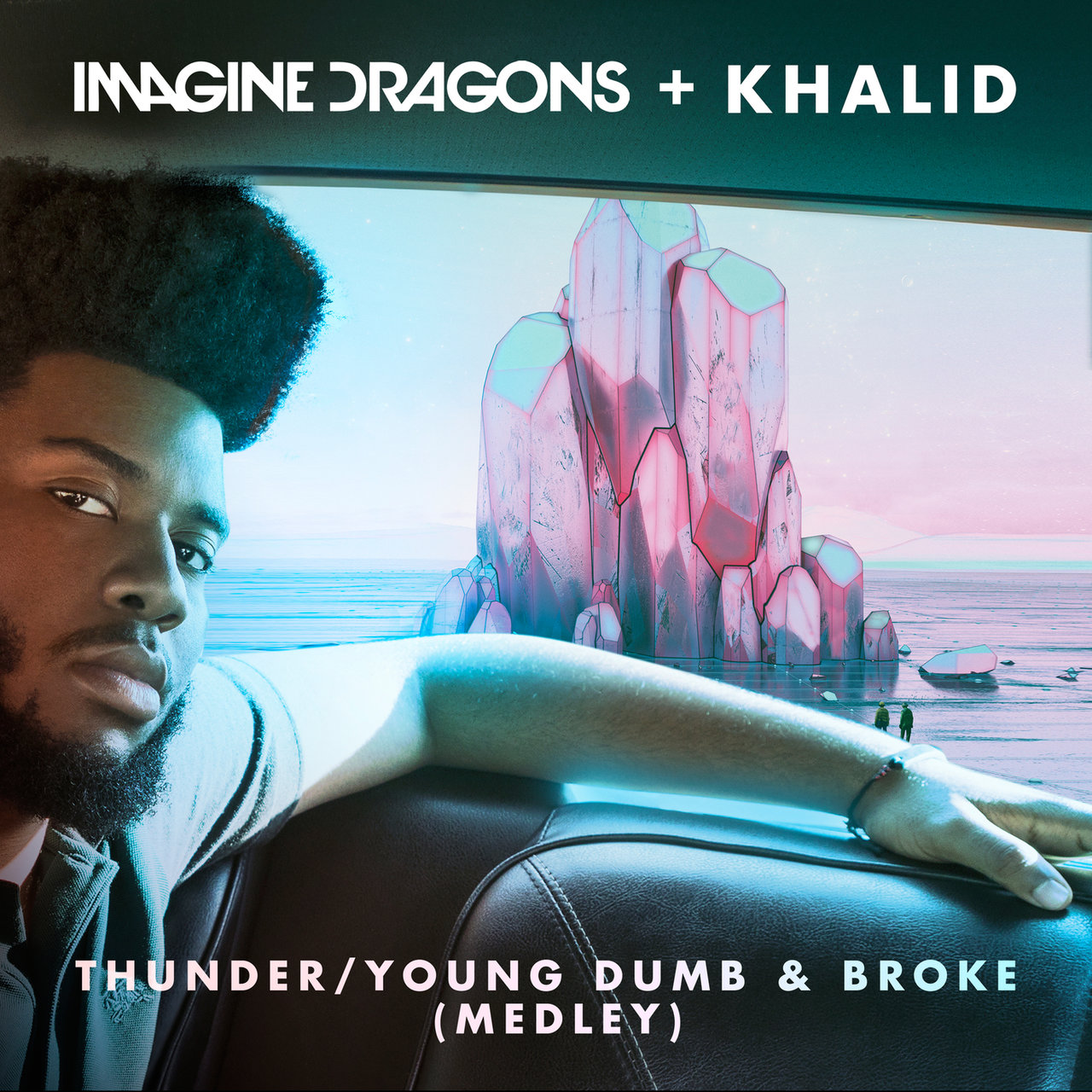 Thunder / Young Dumb & Broke (with Khalid) (Medley)