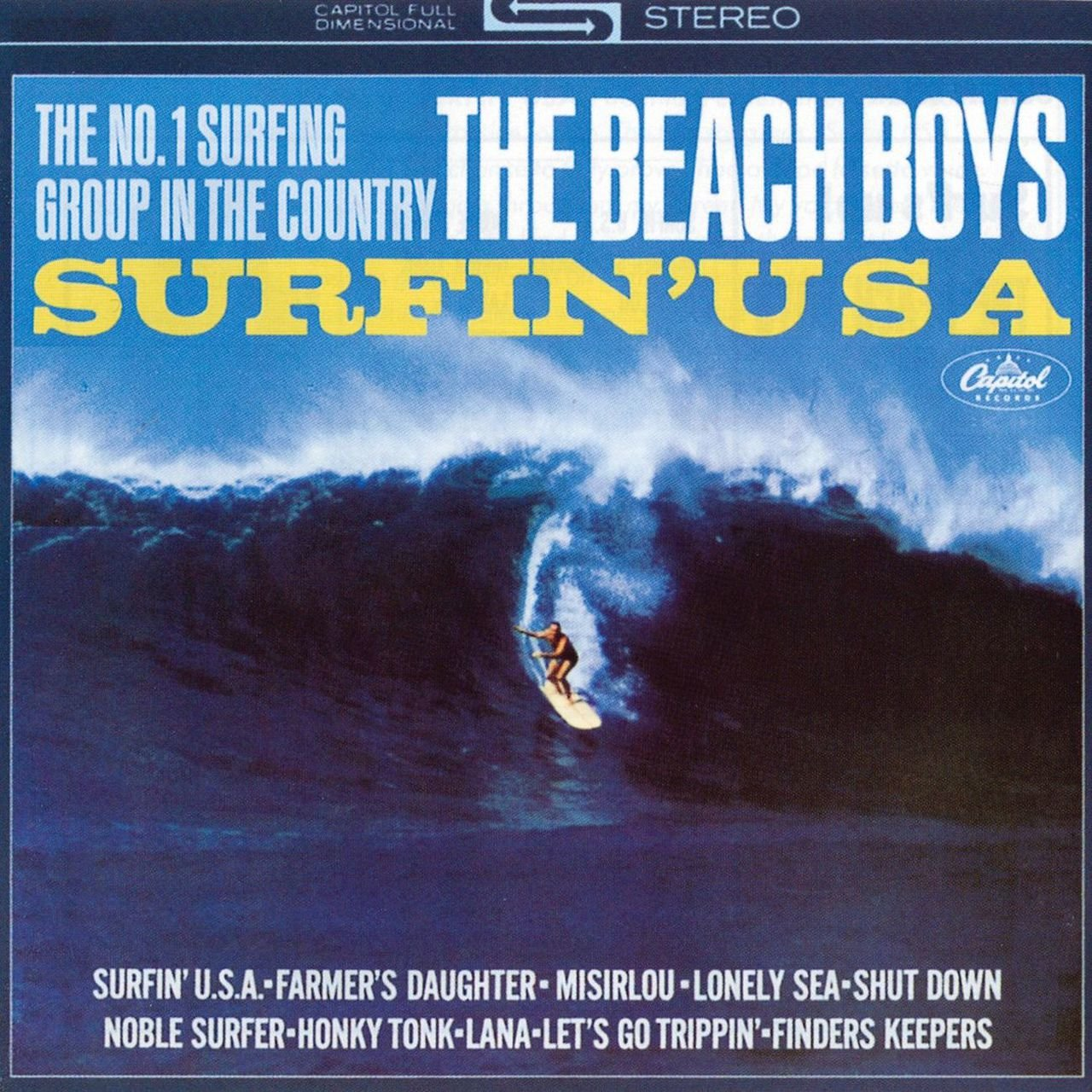 Surfin' USA (2001 - Remaster)