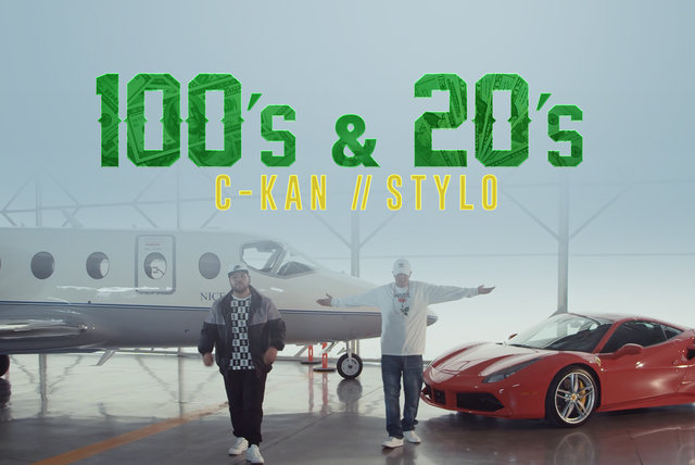 100's y 20's (Official Video)