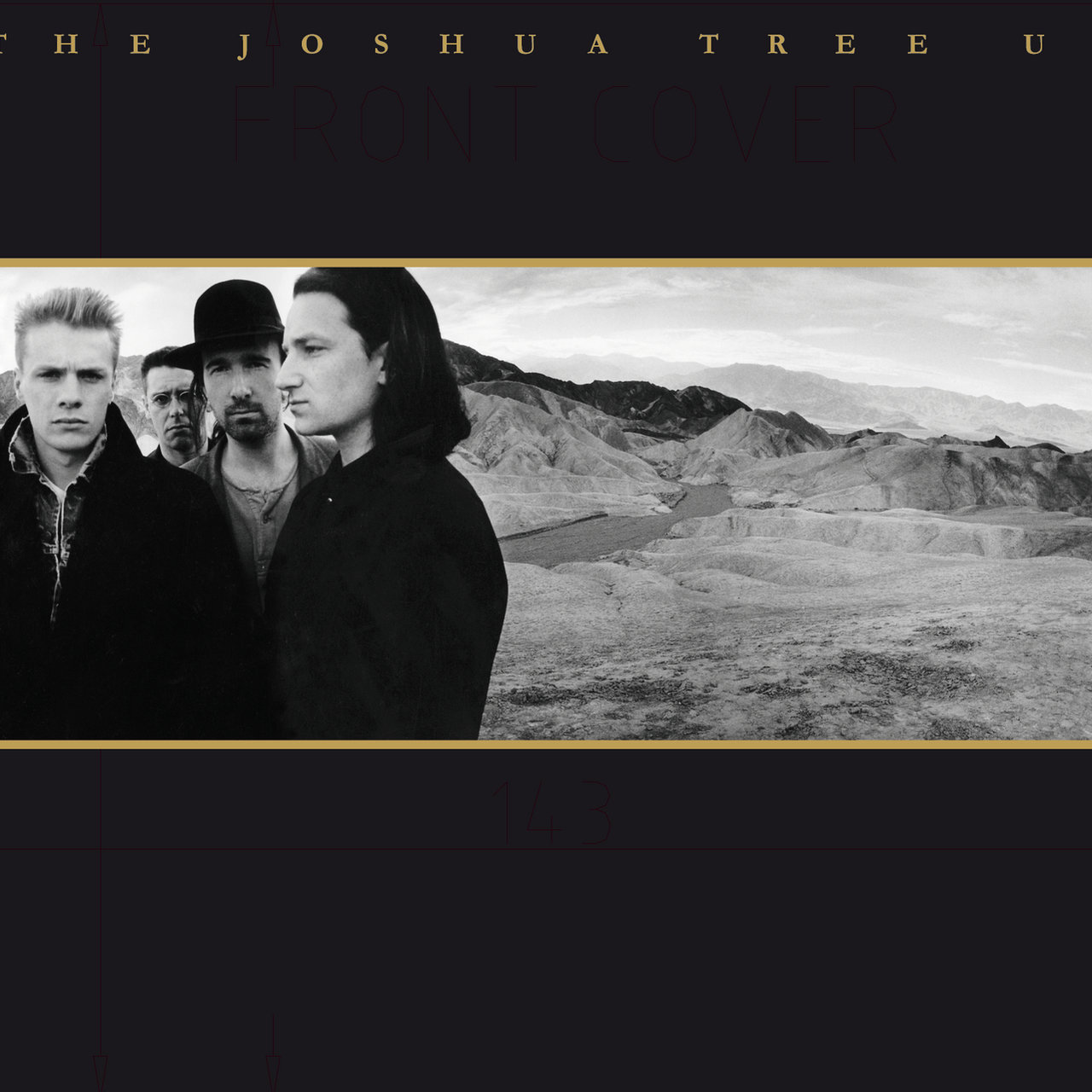 The Joshua Tree (Remastered Deluxe Version)