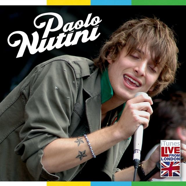 Paolo Nutini - At The iTunes Festival