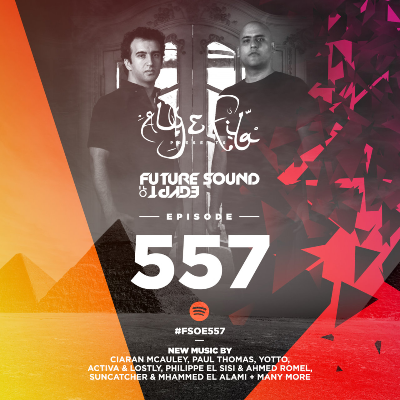 Future Sound Of Egypt Episode 557