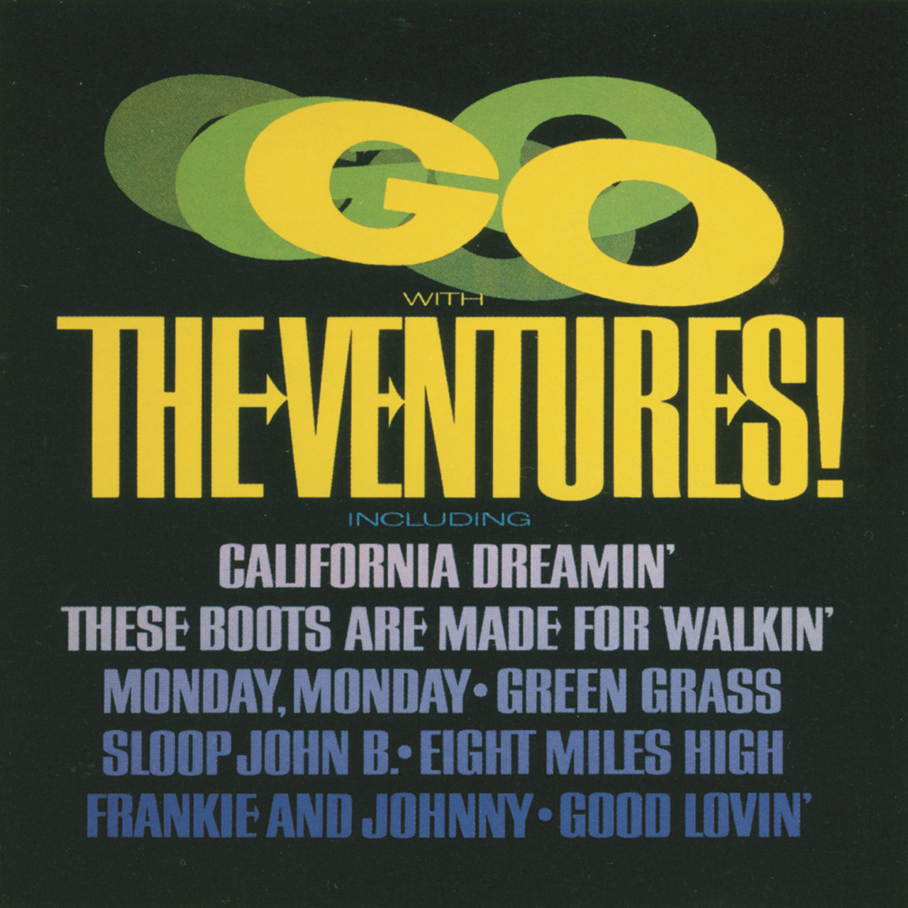 Go With The Ventures!