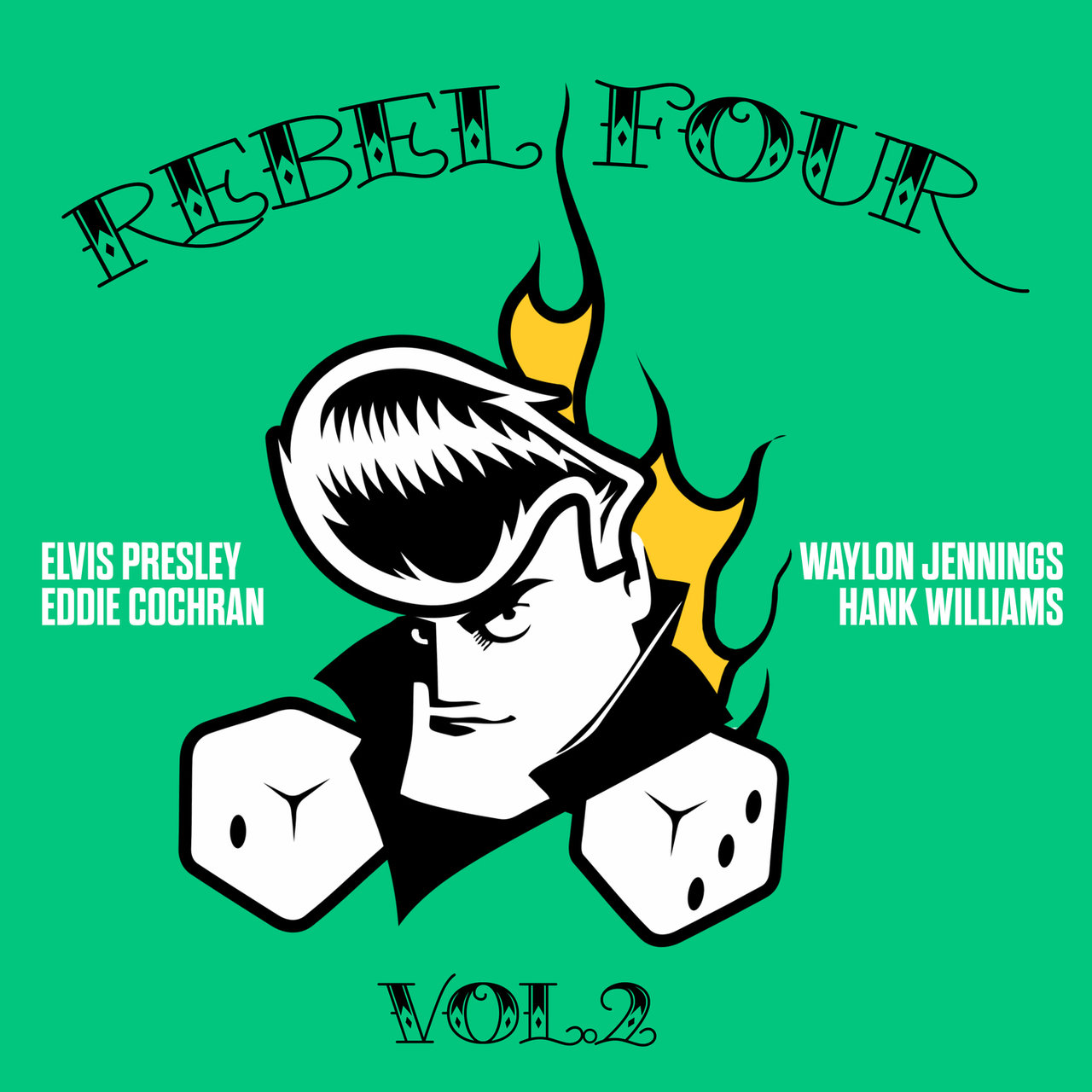 Rebel Four Vol.2