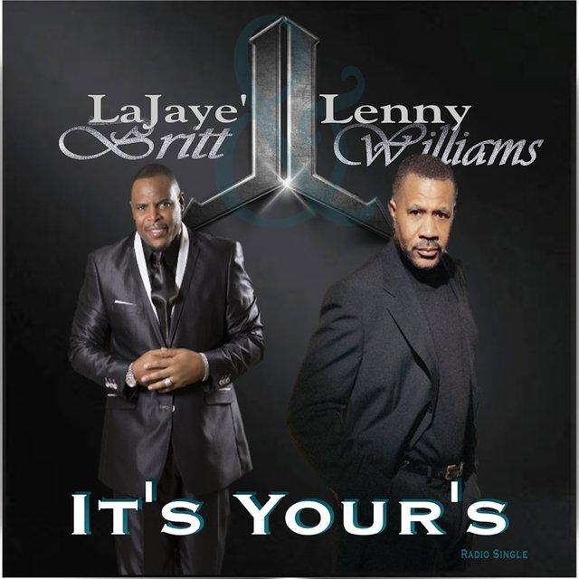 Lenny Williams on TIDAL