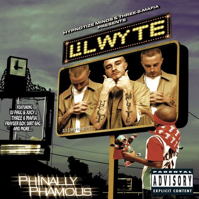 Phinally Phamous (New Explicit Online Music)