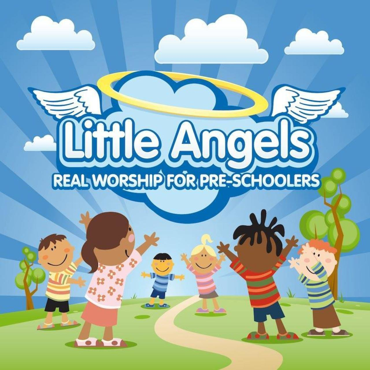 Little Angels: Real Worship for Pre-Schoolers