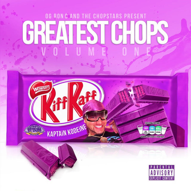 Greatest Chops, Vol. 1