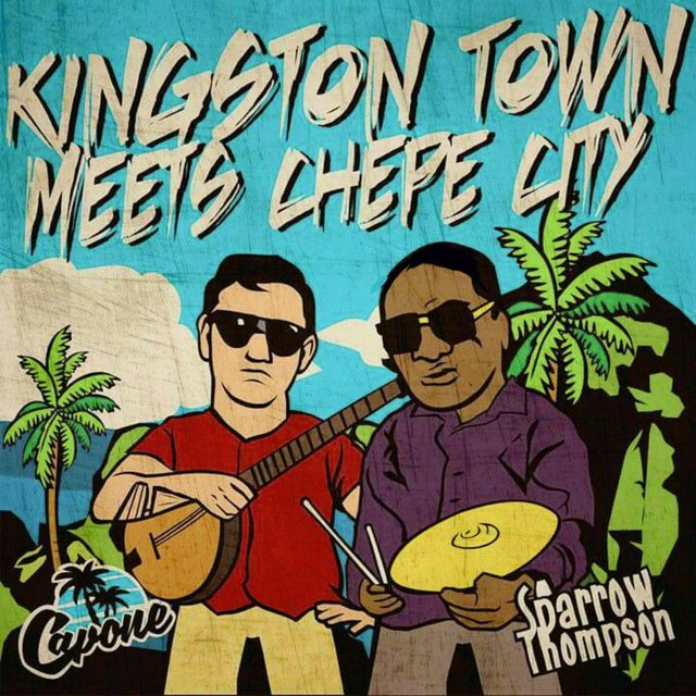 Kingston Town Meets Chepe City