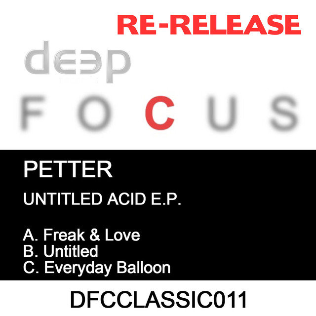 Untitled Acid EP