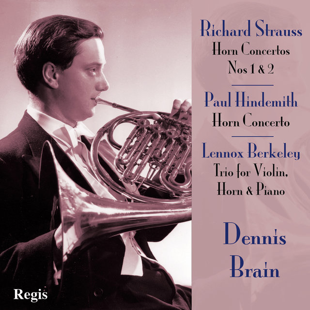 Strauss and Hindemith Horn Concertos