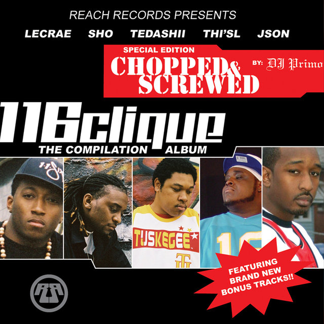 The Compilation Album: Chopped and Screwed