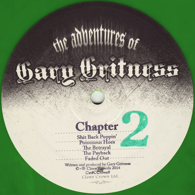 The Adventures of Gary Gritness - Chapter 2