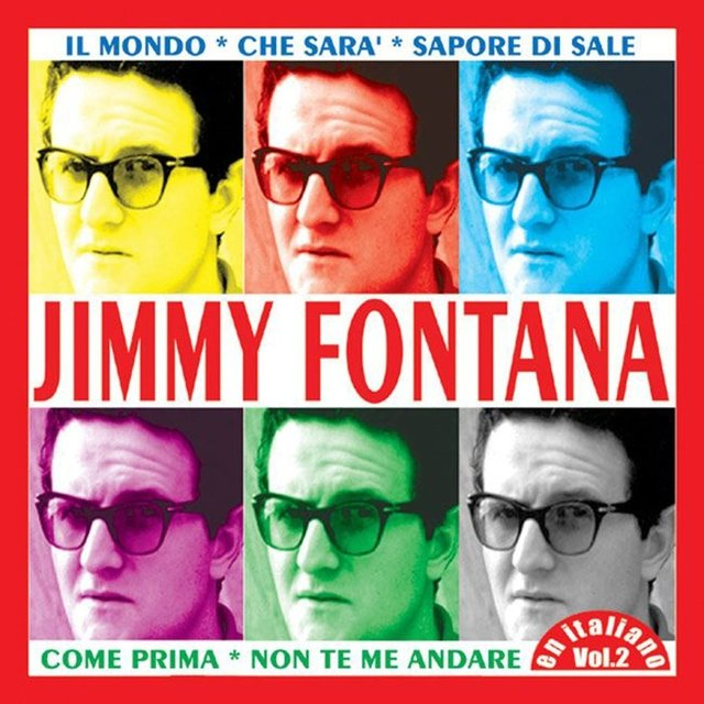 Jimmy Fontana en Italiano, Vol. 2