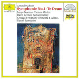 Bruckner: Te Deum for Soloists, Chorus and Orchestra - 2. Te ergo