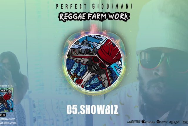 PERFECT GIDDIMANI - SHOWBIZ - IRIE ITES RECORDS