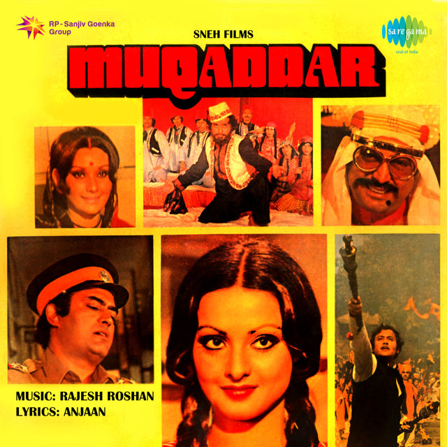 Muqaddar (Original Motion Picture Soundtrack)