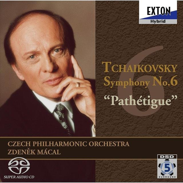 Tchaikovsky : Symphony No.6 ''Pathetique''