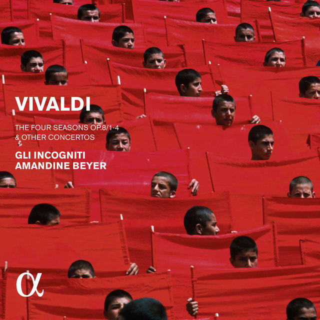 Vivaldi: The Four Seasons, Op. 8 & Other Concertos (Alpha Collection)