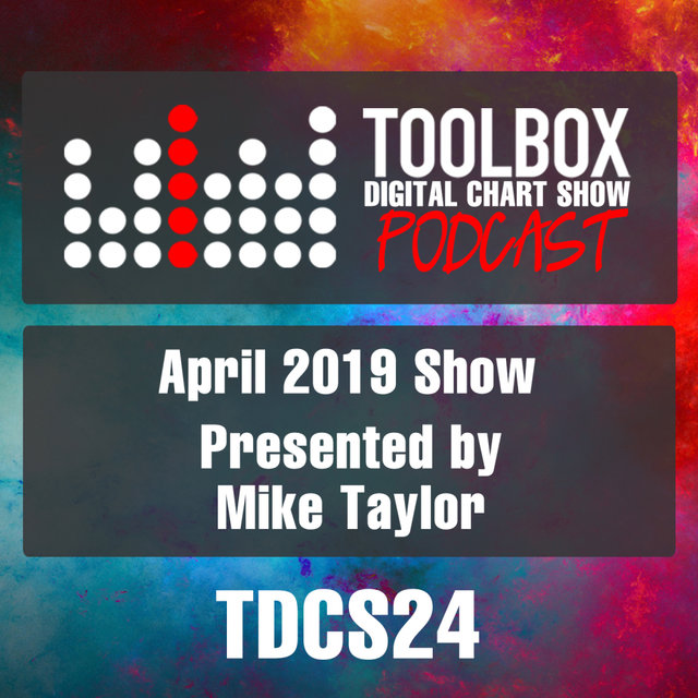 Toolbox Digital Chart Show: April 2019