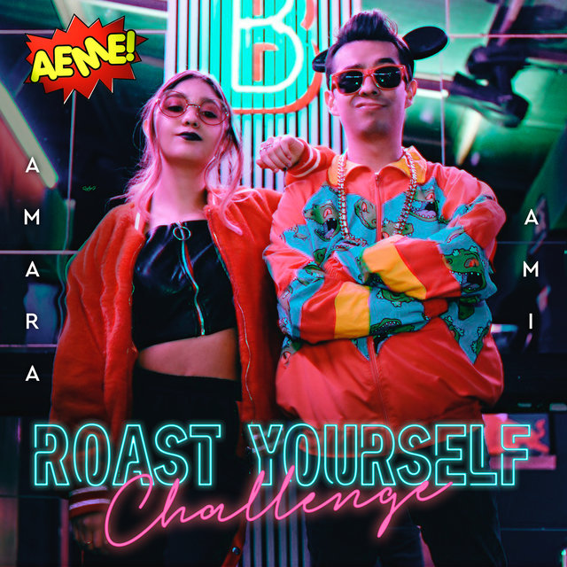 Roast Yourself Challenge AEME!