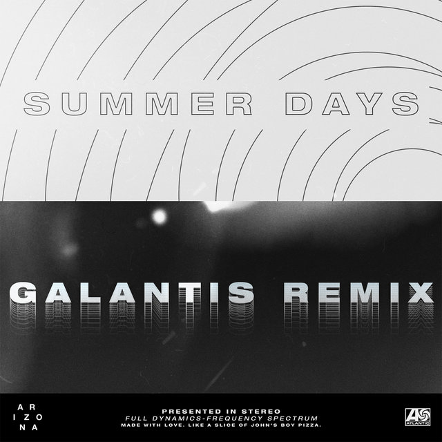 Summer Days (Galantis Remix)