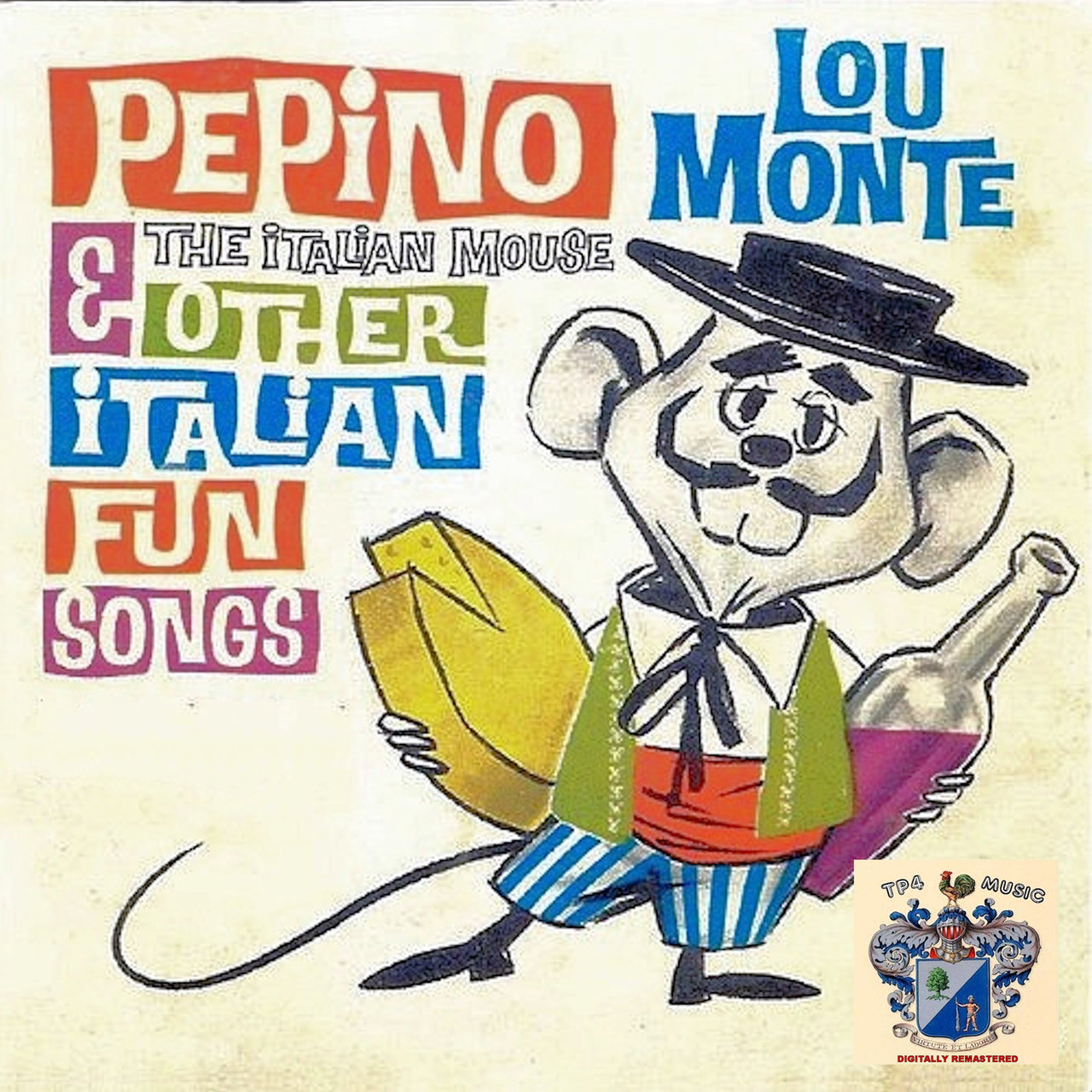 pepino the italian mouse - Dominick The Italian Christmas Donkey Song