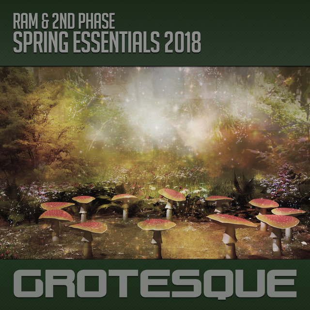 Grotesque Spring Essentials 2018