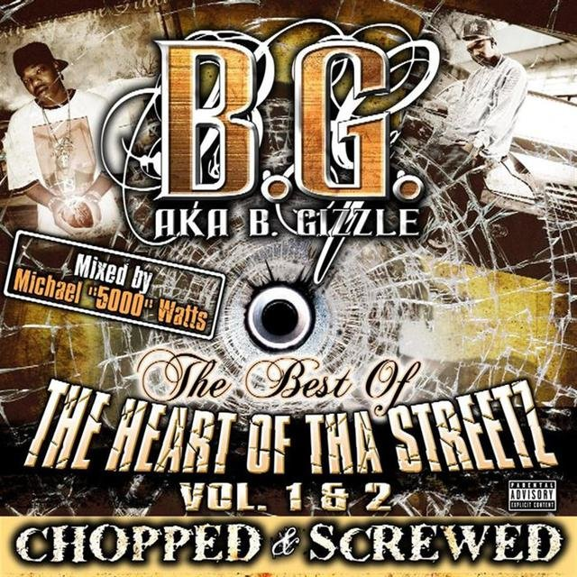 The Best Of Tha Heart Of The Streetz Volume 1 & 2 (Chopped & Screwed)