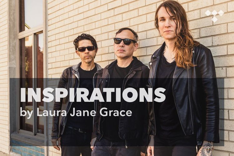 Laura Jane Grace's Inspirations