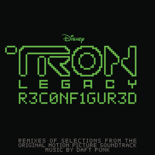 TRON: Legacy Reconfigured (Australian Version)