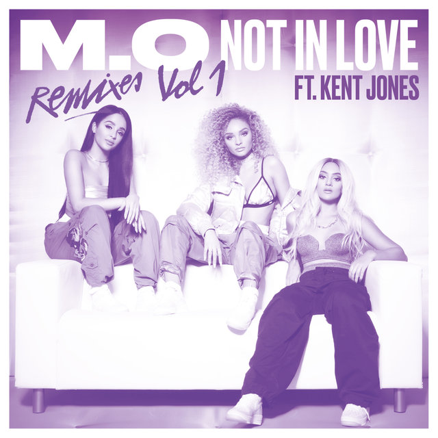 Not In Love (Remixes Vol. 1)