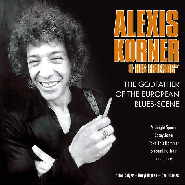 Alexis Korner - The Godfather Of The European Blues-Scene