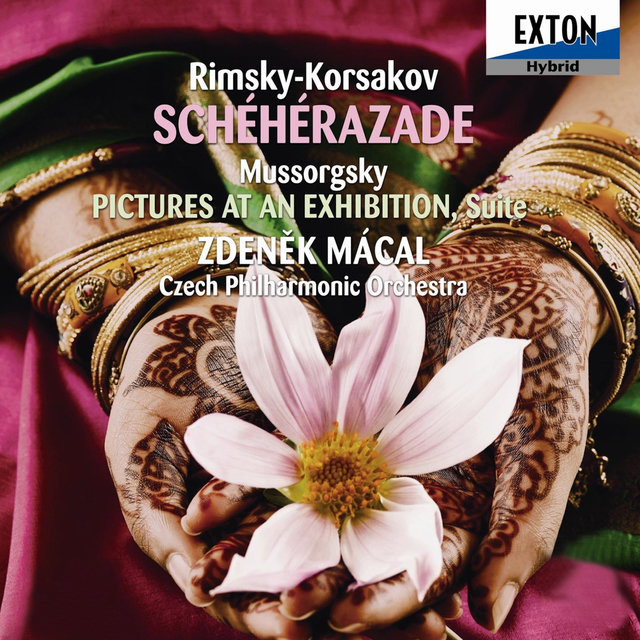 Rimsky-Korsakov: Scheherazade, Mussorgsky: Pictures At An Exhibition, Suite arranged by Maurice Ravel