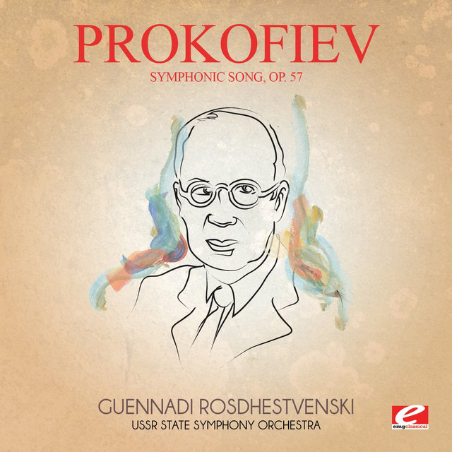 Prokofiev: Symphonic Song, Op. 57 (Digitally Remastered)