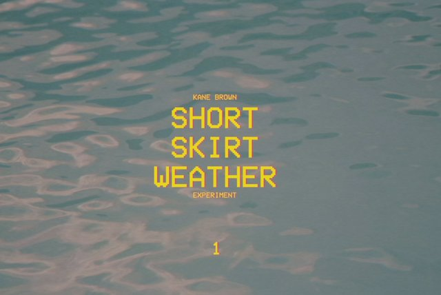 Short Skirt Weather (Lyric Video)