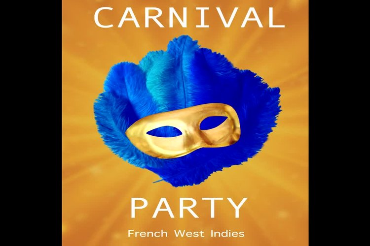 Carnival Party - French West Indies