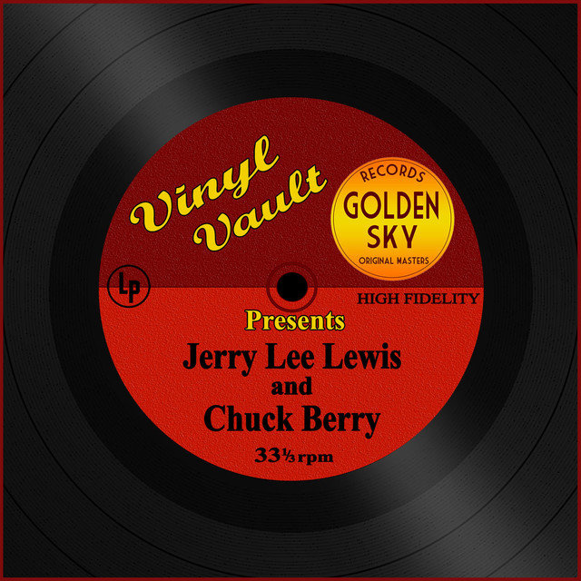 Vinyl Vault Presents Jerry Lee Lewis and Chuck Berry