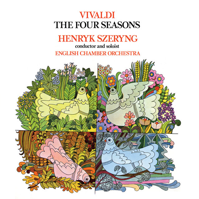 Vivaldi: The Four Seasons etc