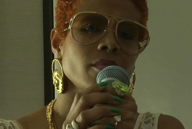 "Kelis Live at the Cherrytree House  Part 3 ""Brave"""