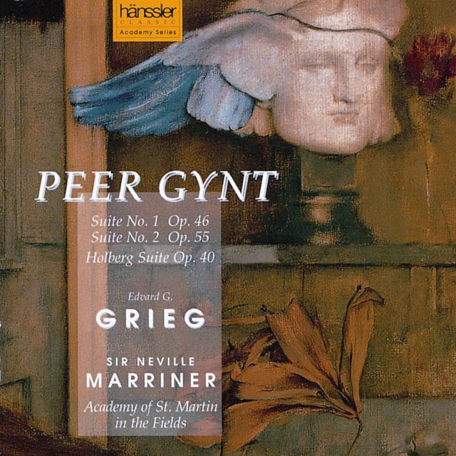 Grieg: Holberg Suite, 2 Elegiac Melodies, Peer Gynt Suites & 2 Lyric Pieces