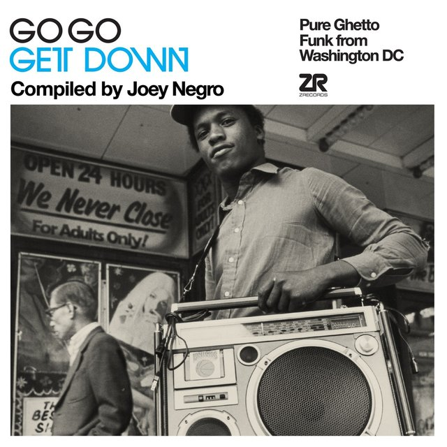 Go Go Get Down compiled by Joey Negro