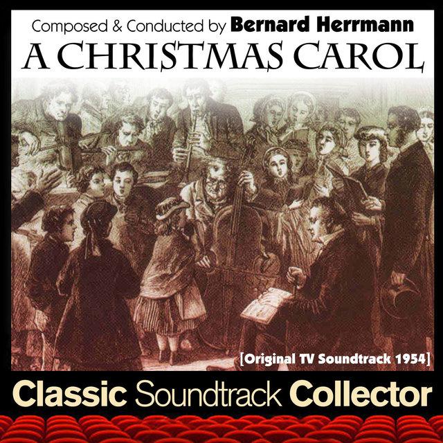 a christmas carol original tv soundtrack 1954 - Original Christmas Carol