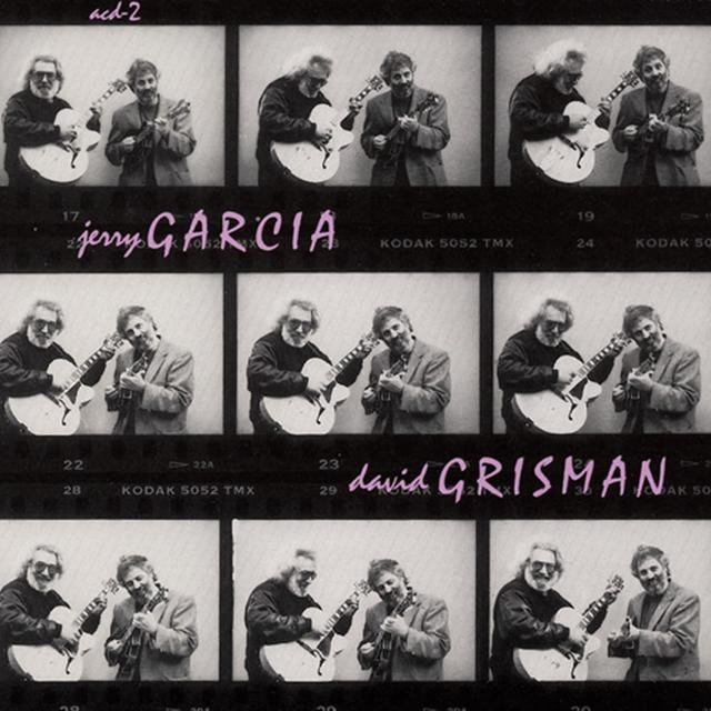 Jerry Garcia & David Grisman