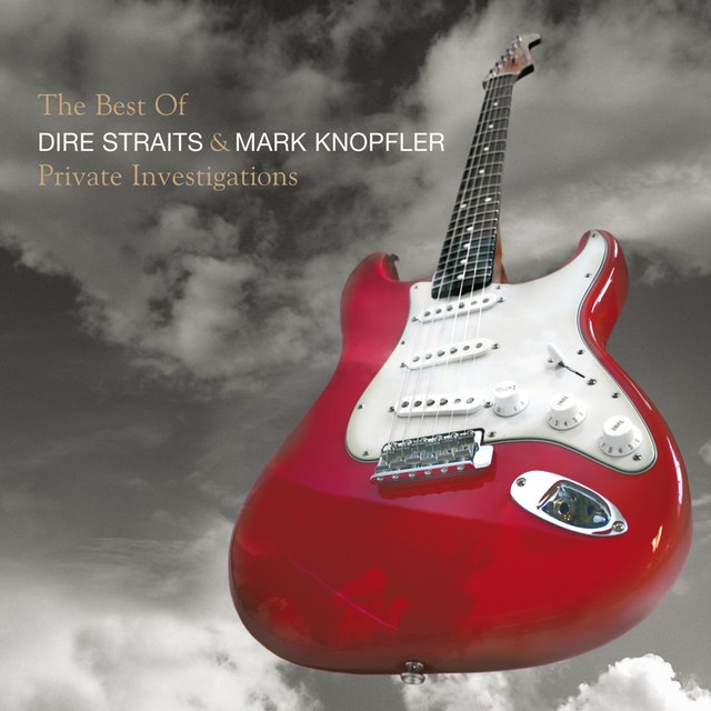The Best of Dire Straits & Mark Knopfler - Private Investigations (Single CD EU Version)