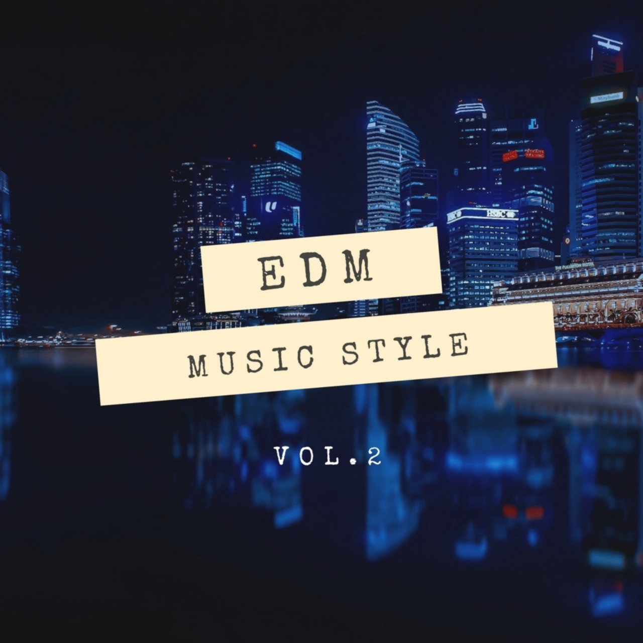 SLiVER Recordings: EDM Music Style, Vol.2