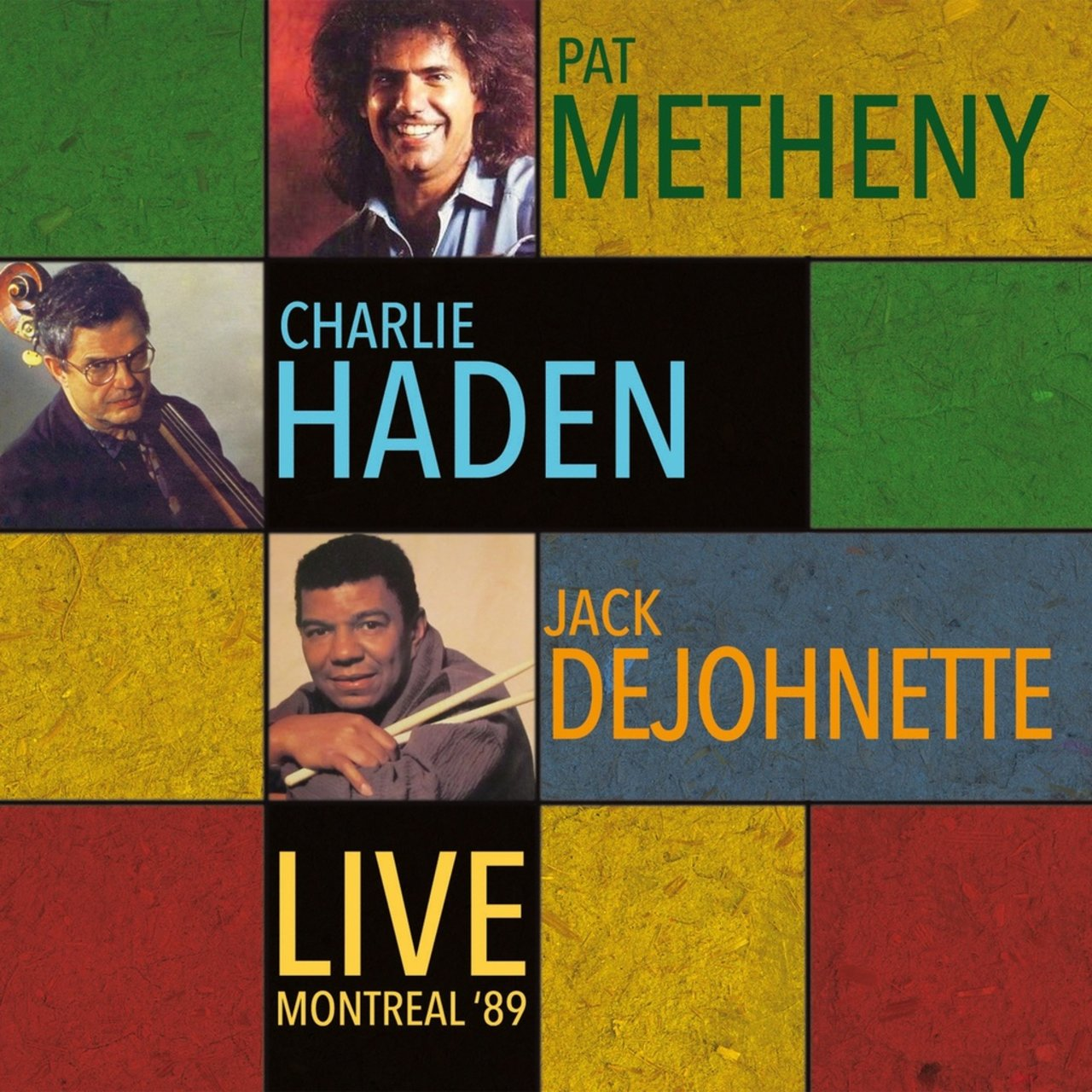 Live - Montreal International Jazz Festival. 5Th July 1989