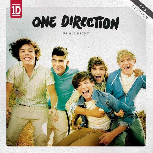 Up All Night - Fan Edition