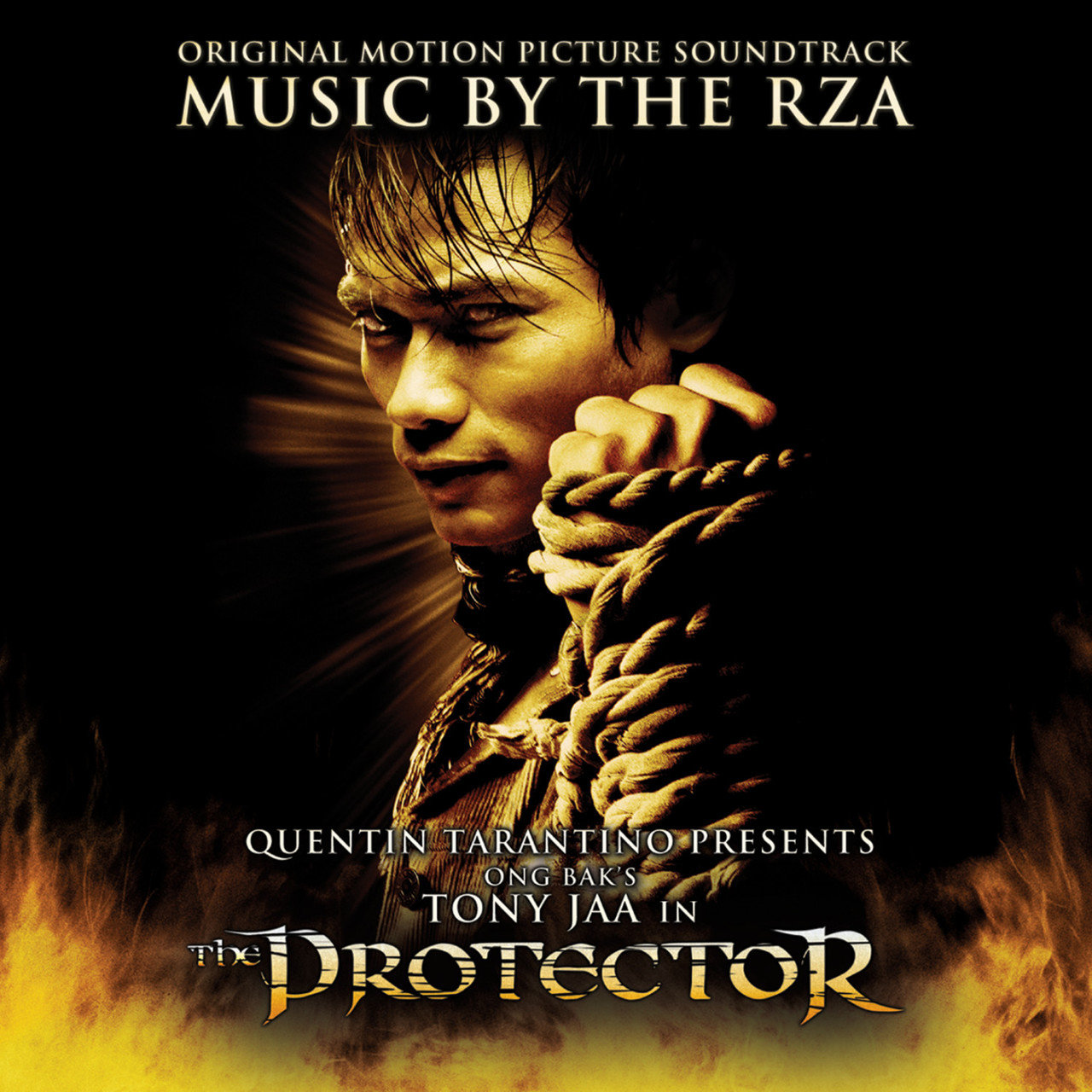 The Protector (Orignial Motion Picture Soundtrack- Music By The Rza)