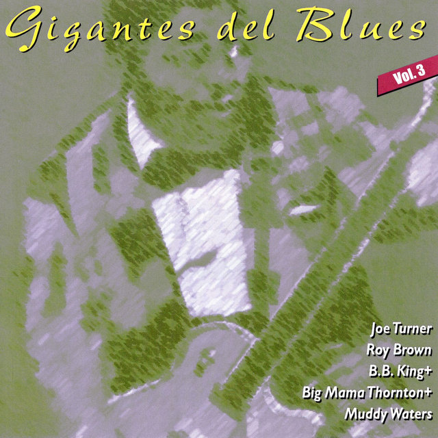 Gigantes del Blues Vol. 3